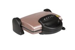 Arnica Ayvalık 4000 Granit Izgaralı Tost Makinesi Rose - Thumbnail