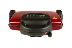 Arnica - Arnica Ayvalık 4000 Izgaralı Tost Makinesi Kırmızı (1)