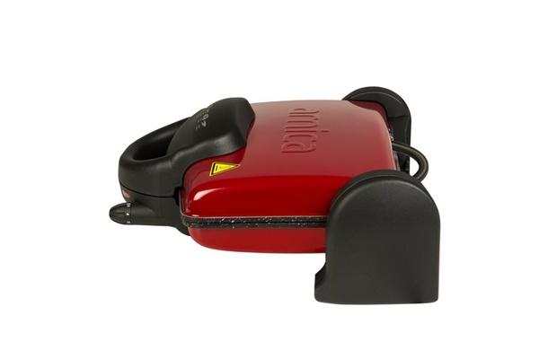 Arnica Ayvalık 4000 Izgaralı Tost Makinesi Kırmızı