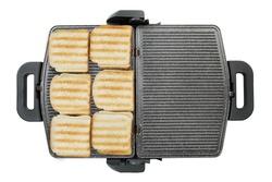 Arnica Ayvalık 4000 Izgaralı Tost Makinesi Rose - Thumbnail