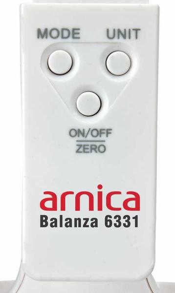 Arnica Balanza 6331 Beyaz Mutfak Tartısı
