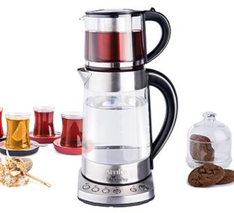 Arnica Bitkidem Pro Çay Makinesi