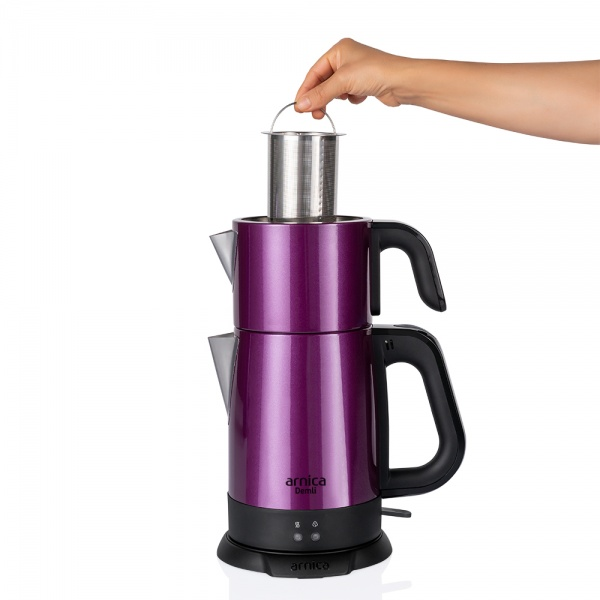 Arnica Demli Mor IH33152 Çay Makinesi