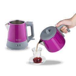 Arnica - Arnica Demli Stil Çay Makinesi Fuşya (1)
