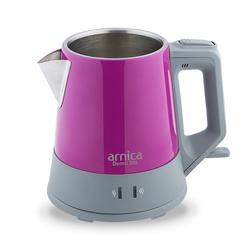 Arnica Demli Stil Çay Makinesi Fuşya - Thumbnail
