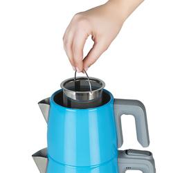 Arnica Demli Stil Çay Makinesi Turkuaz - Thumbnail