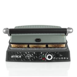 Arnica Diamond Granit Izgaralı Tost Makinesi Mint - Thumbnail