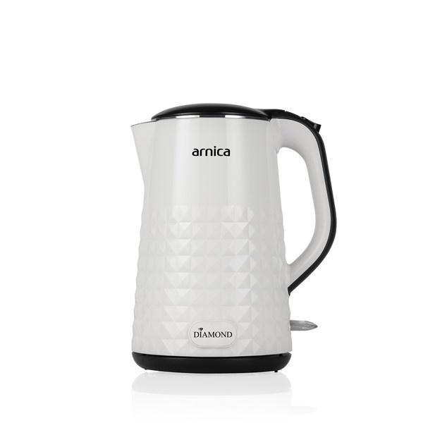 Arnica Diamond Su Isıtıcısı Beyaz