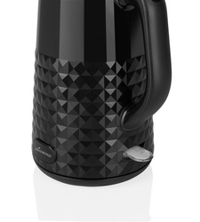 Arnica Diamond Su Isıtıcısı Siyah - Thumbnail