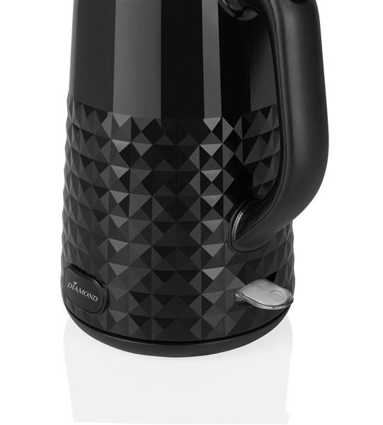 Arnica Diamond Su Isıtıcısı Siyah