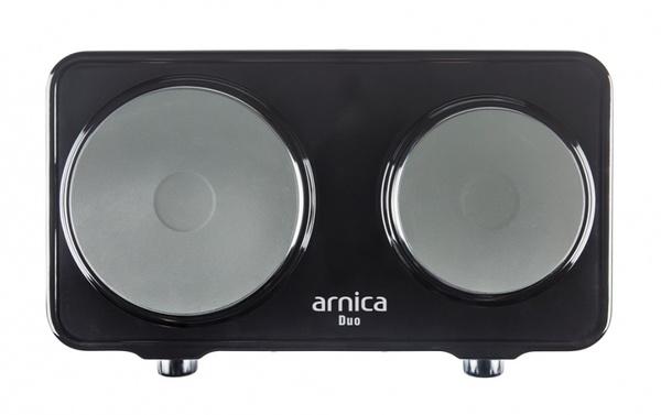 Arnica Duo GH25040 Çiftli Elektrikli Ocak