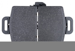 Arnica Granit Izgaralı Tost Makinesi Fuşya - Thumbnail