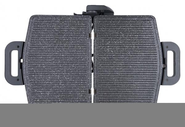 Arnica Granit Izgaralı Tost Makinesi Fuşya