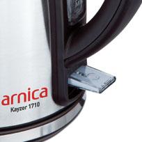 Arnica Kayzer 1710 Su Isıtıcısı Parlak - Thumbnail
