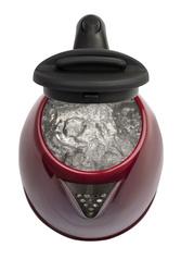 Arnica Kayzer 36091 Su Isıtıcısı Kırmızı - Thumbnail