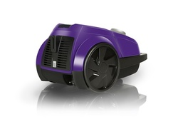 Arnica Lotus ET14260 Toz Torbalı Elektrikli Süpürge Mor - Thumbnail