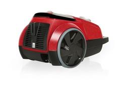 Arnica Lotus Turbo ET14280 Toz Torbalı Elektrikli Süpürge Kırmızı - Thumbnail