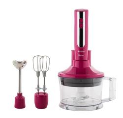 Arnica Master Cook El Blender Seti Fuşya - Thumbnail