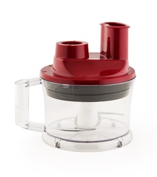 Arnica - Arnica Master Cook El Blender Seti Kırmızı (1)