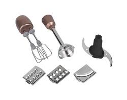 Arnica Master Cook Rose El Blender Seti - Thumbnail