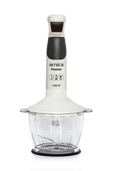 Arnica Panna El Blender Seti Beyaz