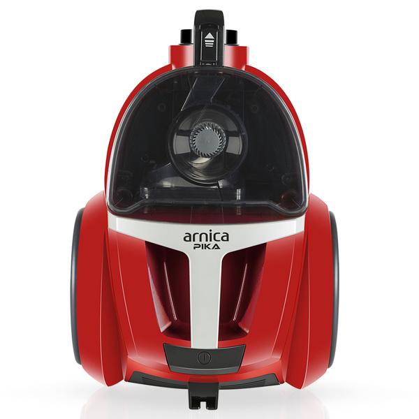 Arnica Pika ET14401 Toz Torbasız Elektrikli Süpürge Kırmızı