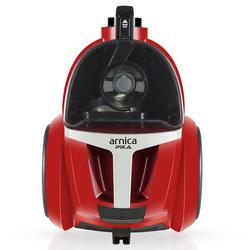 Arnica Pika ET14401 Toz Torbasız Elektrikli Süpürge Kırmızı - Thumbnail