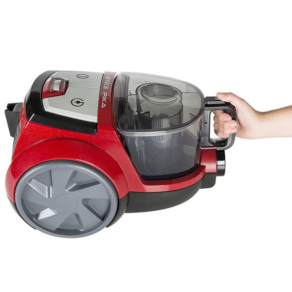 Arnica Pika ET14430 Toz Torbasız Elektrikli Süpürge Kırmızı