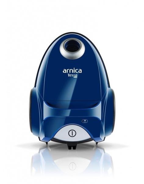 Arnica Terra Blu Toz Torbalı Elektrikli Süpürge