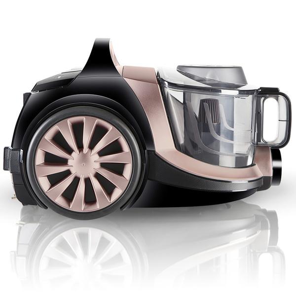 Arnica Tesla Premium ET14300 Toz Torbasız Elektrikli Süpürge Rose