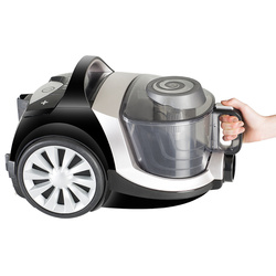 Arnica Tesla Premium ET14320 Toz Torbasız Elektrikli Süpürge Silver - Thumbnail