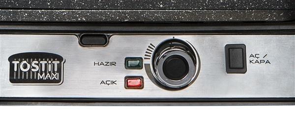 Arnica Tostit Maxi Granit Izgaralı Tost Makinesi