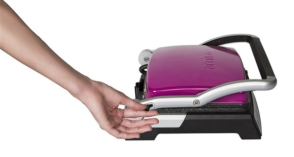 Arnica Tostit Maxi Granit Izgaralı Tost Makinesi Fuşya
