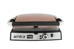 Arnica - Arnica Tostit Maxi Granit Izgaralı Tost Makinesi Rose (1)