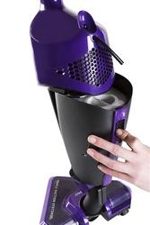 Arnica Tria Pro ET13310 Dik Elektrikli Süpürge Mor - Thumbnail