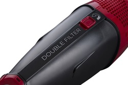 Arnica Tria Pro ET13312 Dik Elektrikli Süpürge Kırmızı - Thumbnail