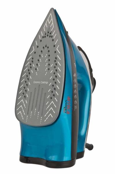 Arnica Violet 2600 Plus Şok Buharlı Ütü Mavi